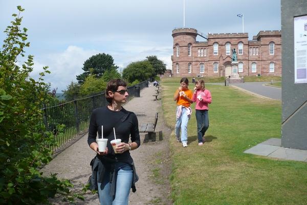 Grad v Invernessu