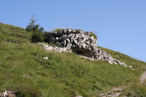 Bunker pod Možicem