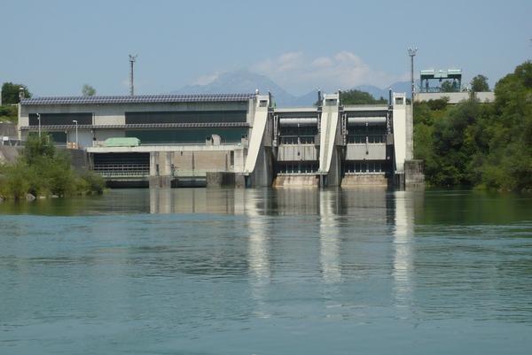 Hidroelektrarna Mavčiče