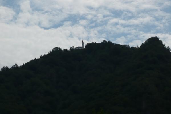 Sv. Ivan iz doline Idrijce