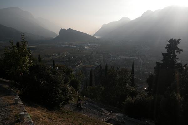 Monte Brione in Riva del Garda
