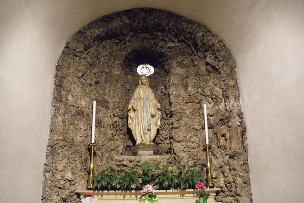 Kapelica v stolnici