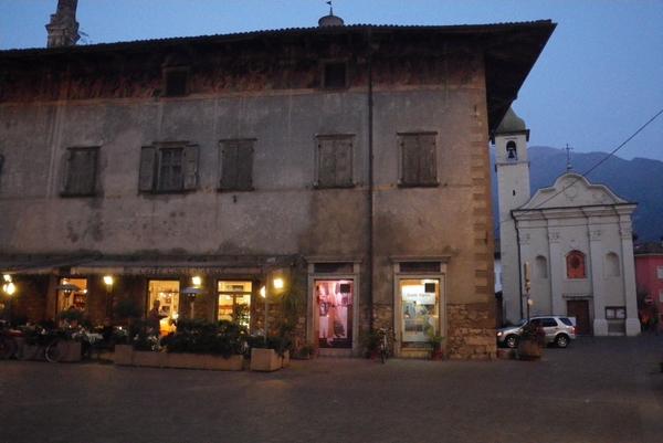 Palazzo Marchetti o di San Pietro in Chiesa di Sant' Anna