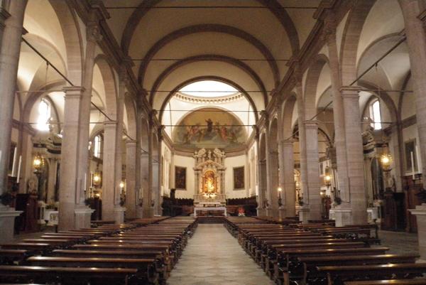 V katedrali