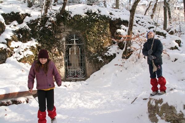 Pri Sv. Antonu je zvonček