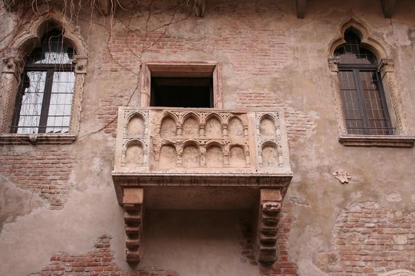 Julijin balkonček