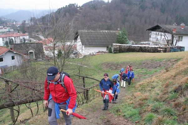 Travnik nad Spodnjo Rečico