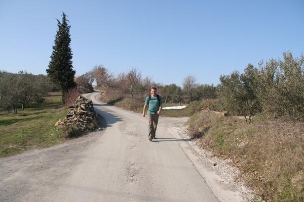Pot proti Mali Sevi