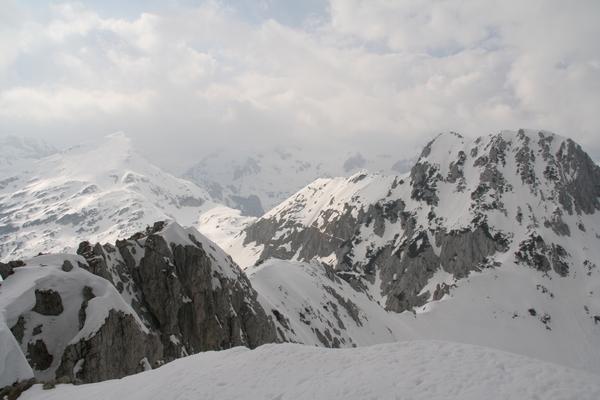 Veliki in Mali Draški vrh