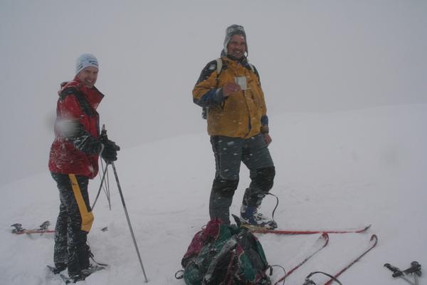 Sneženi vrh