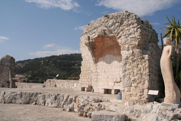 Ostanki gradu iz 14. stoletja
