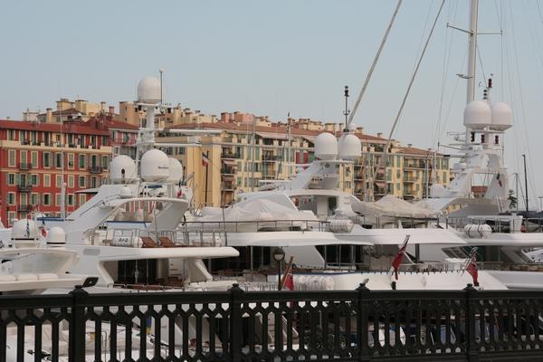 Luksus v Nici