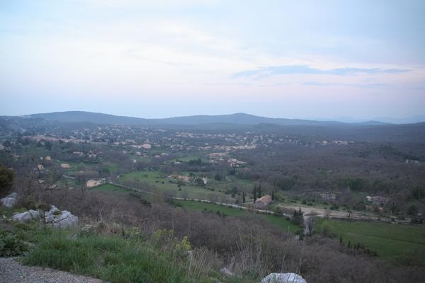 Vožnja iz Grasseja proti Castellanu