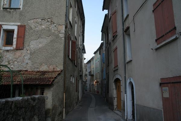 Ozke mestne ulice