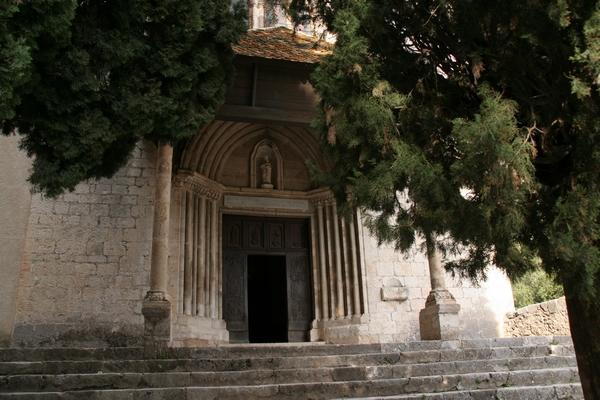 Vhod v kapelo