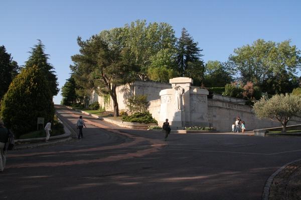 Vrtovi Rocher des Doms