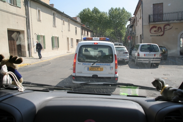 Police Municipiale