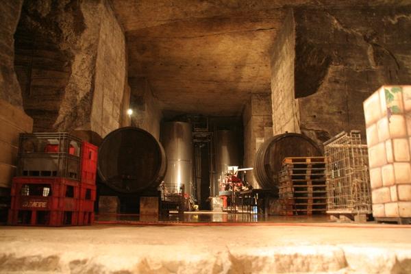Cisterne z vinom