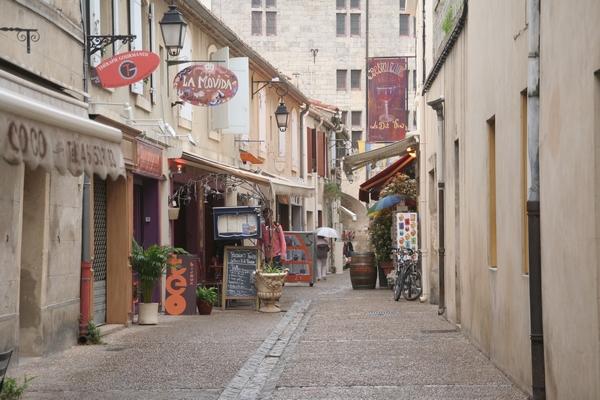 Mestne ulice so skoraj takšne kot v 13. stoletju