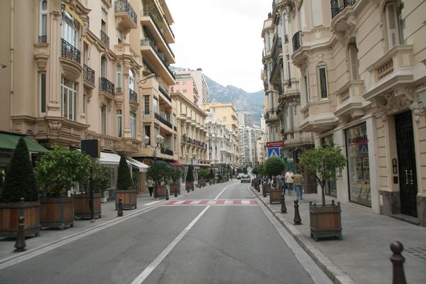 Ulice Monte Carla