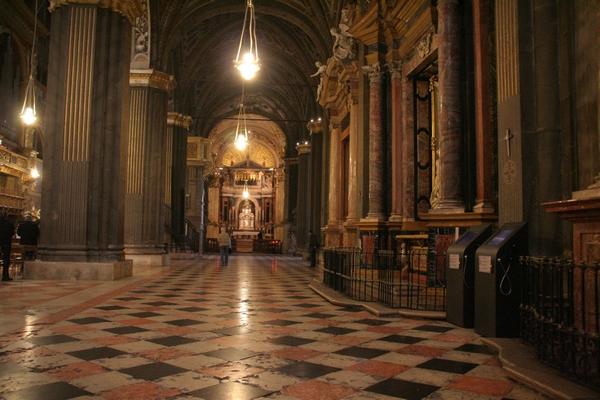 Stranska cerkvena ladja