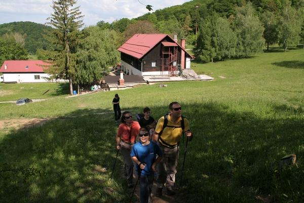 Planinski dom na Boču