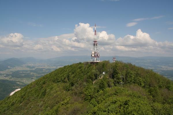 Telekomunikacijska igla