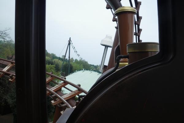 Pogled strojevodje