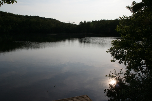 Jezero Hertha