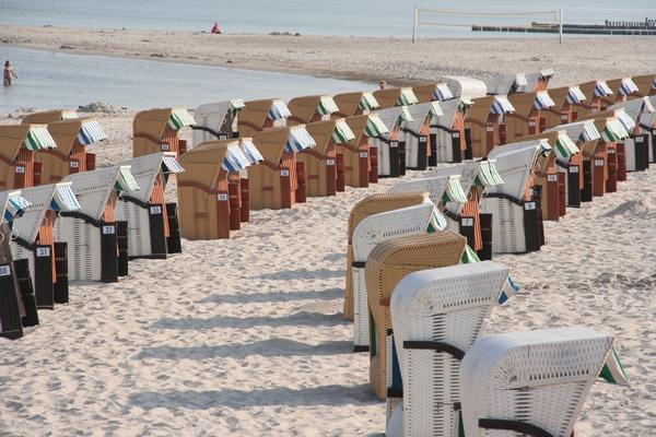 Strandkorben