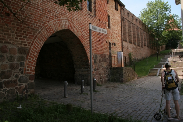Mestno obzidje