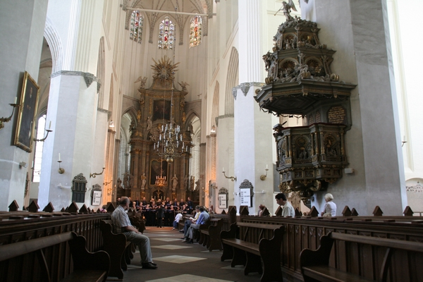 Koncert v Marijini cerkvi
