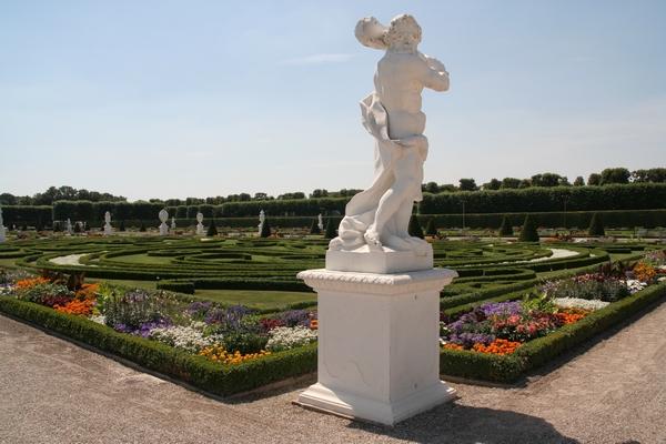 Großes Garten