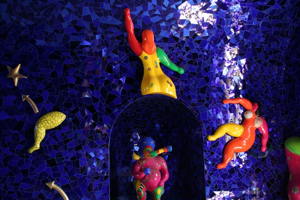 Umetnine Niki de Sain Phalle