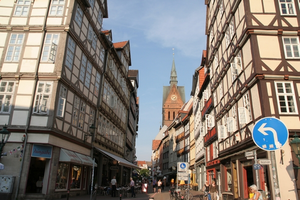 Kramerstraße in Marktkirche