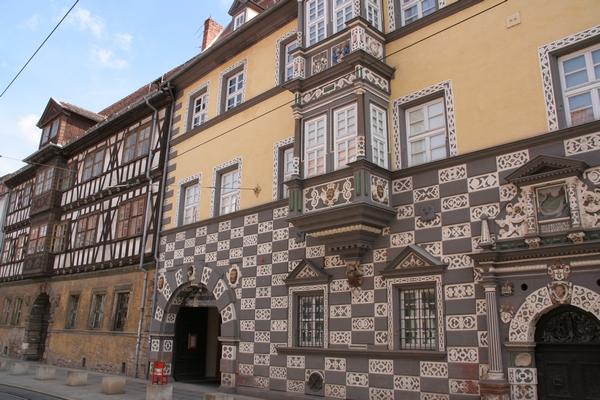 Erfurt - Haus zum Stockfisch