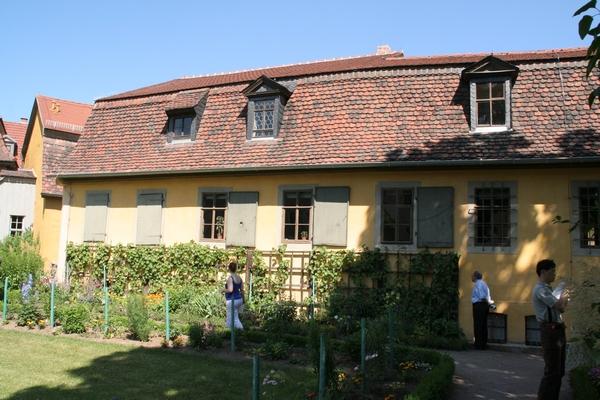 Goethejeva hiša