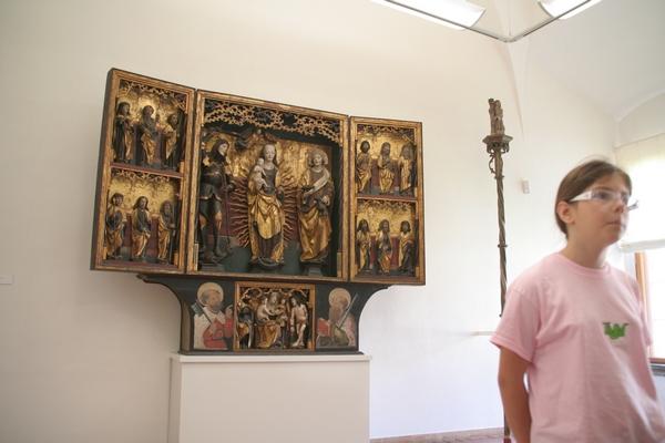 Sakralna umetnost iz Thüringena