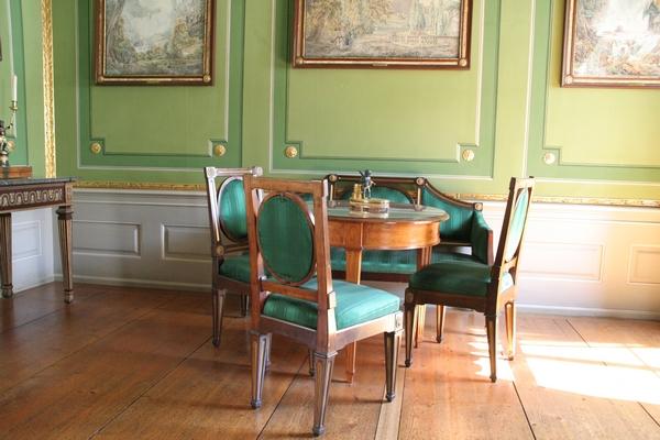Mali zeleni salon