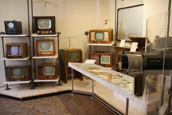 Zgodovina televizije