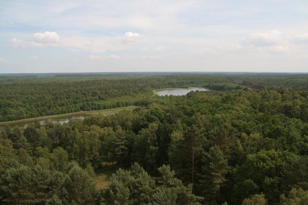 Zillmannsee - veliko in malo jezero