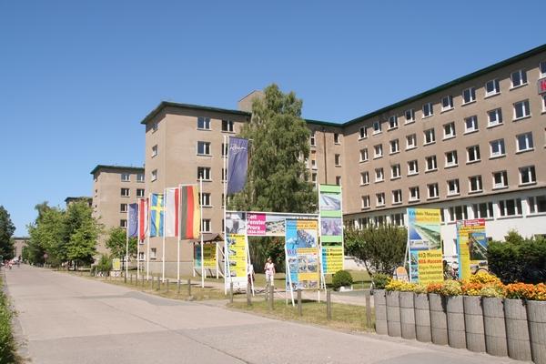 Nekdanji KdF Seebad Rügen