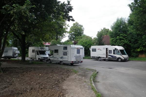 Počivališče v Freilassingu