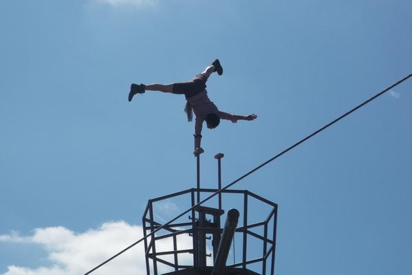Pirat akrobat