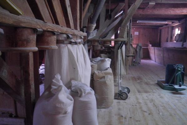 Notranjost mlina