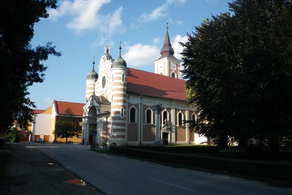 Cerkev v Beltincih