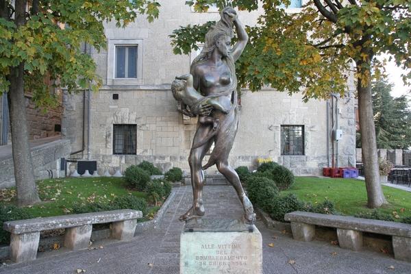 Spomenik žrtvam bombardiranja