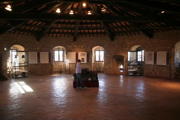 Razstava v glavnem stolpu
