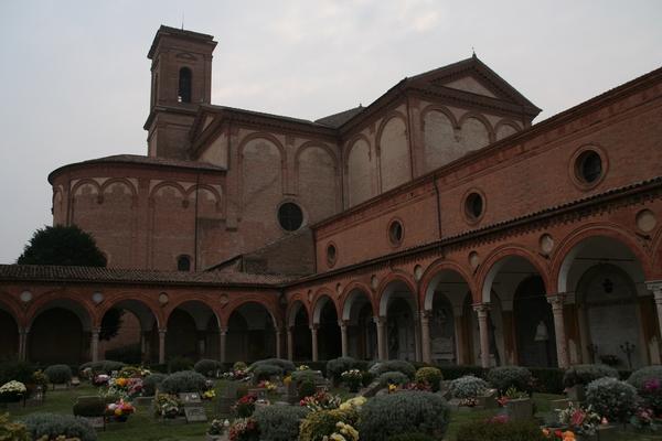 Cerkev di San Cristoforo e Certosa
