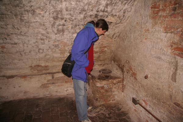 Skret v podzemnih ječah